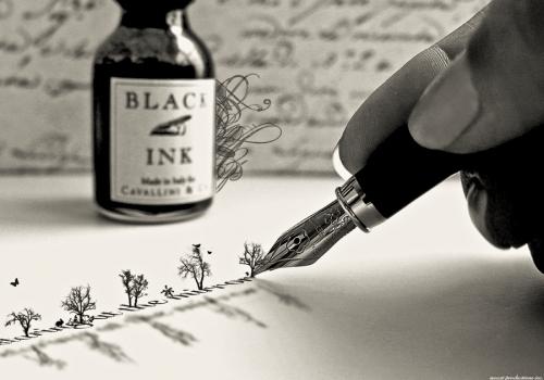 Sobre o que escrever